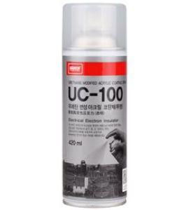 Dung dịch chất phủ bảng mạch điện tử Nabakem UC-100
